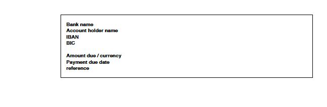 Cómo quitar el cuadro de datos bancarios de las facturas Prestashop