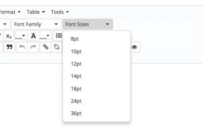 Mejorar el editor de texto en Prestashop en 1.6